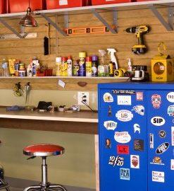 Workshop & Tool Room