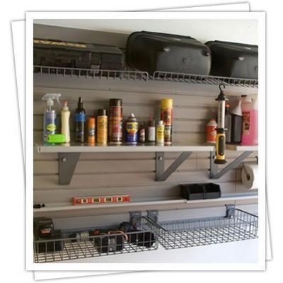 Shelf Image Staged
