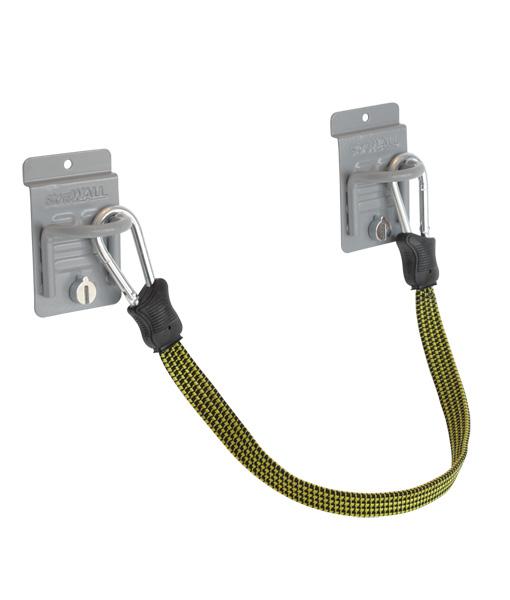 Storewall slatwall medium bungee hook kit