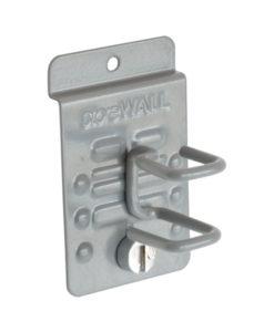 Slatwall Square Loop Hook box