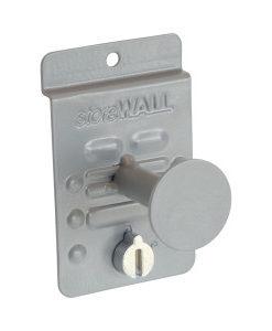 StoreWALL Slatwall Disc Hook