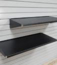 Slatwall Large Metal Shelf