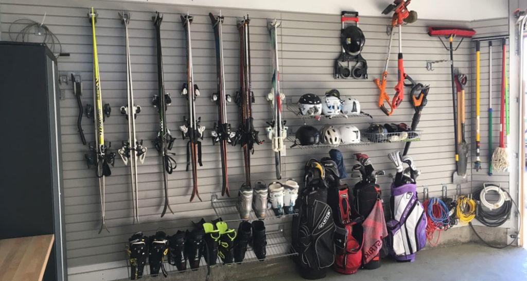 StoreWALL Canada Installation