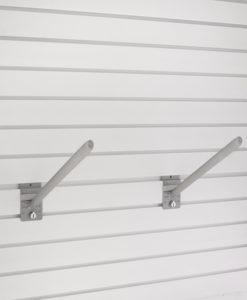 StoreWALL Slatwall Angled Rack Hook