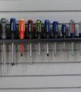 StoreWALL-Slatwall-Screwdriver-Shelf-SWC-2405-SCR-B