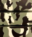 8 Foot Standard Duty Camouflage Slatwall Panel