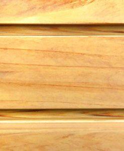 "HD global pine slatwall panel in 15"" x 96"" pieces"