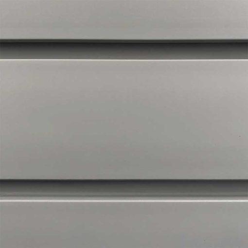 HD Weathered Grey Panel slatwall from StoreWALL