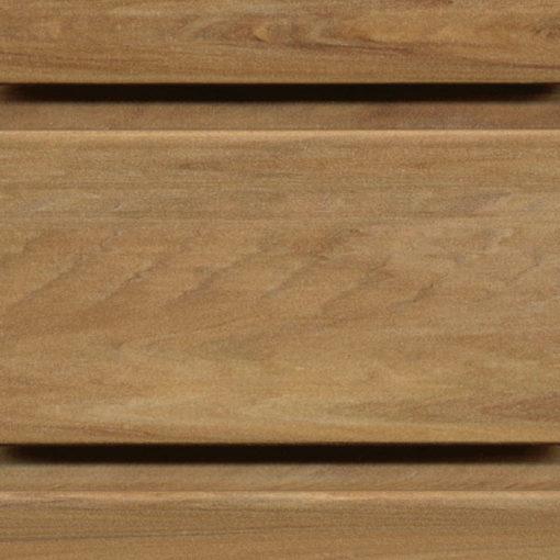 "StoreWALL heavy duty slatwall rustic cedar panel 15"" x 96"""
