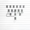 StoreWALL Slatwall Basic Hook Kit