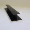 StoreWALL Slatwall Division trim Black